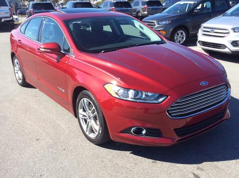 2015 Ford Fusion Hybrid for sale in Greensboro, NC