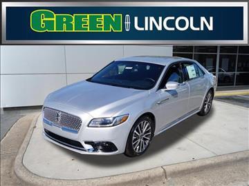 2017 Lincoln Continental for sale in Greensboro, NC