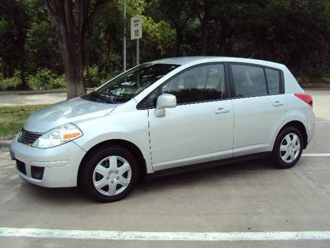2008 Nissan Versa for sale at ACH AutoHaus in Dallas TX