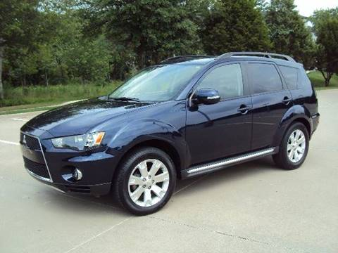 2010 Mitsubishi Outlander for sale at ACH AutoHaus in Dallas TX