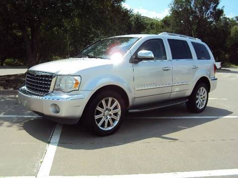 2007 Chrysler Aspen for sale at ACH AutoHaus in Dallas TX