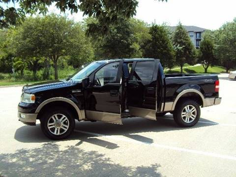 2005 Ford F-150 for sale at ACH AutoHaus in Dallas TX