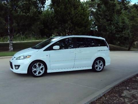 2009 Mazda MAZDA5 for sale at ACH AutoHaus in Dallas TX
