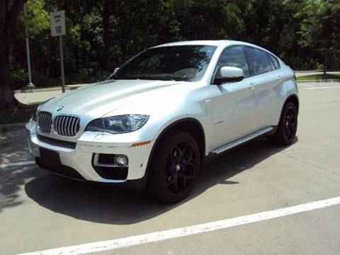 2013 BMW X6 for sale at ACH AutoHaus in Dallas TX