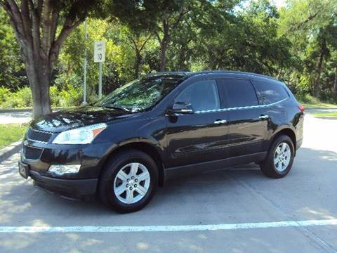 2010 Chevrolet Traverse for sale at ACH AutoHaus in Dallas TX