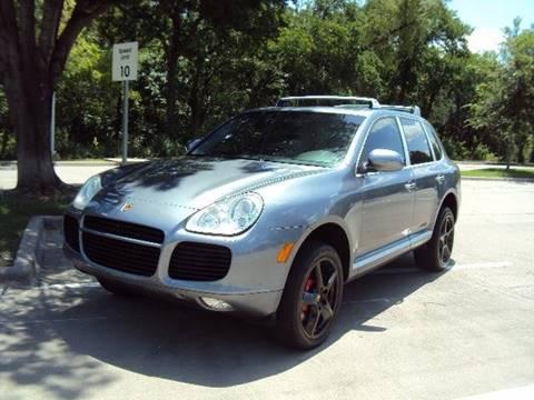 2005 Porsche Cayenne for sale in Dallas, TX