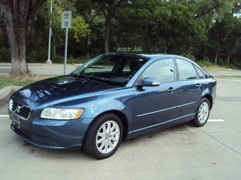 2008 Volvo S40 for sale at ACH AutoHaus in Dallas TX