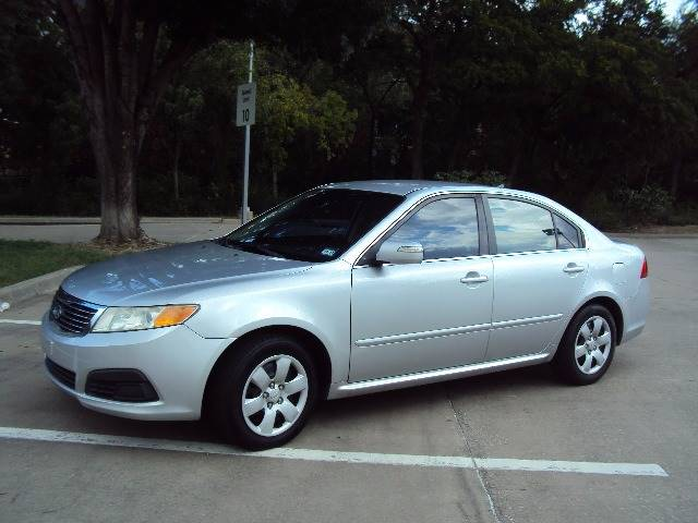 2009 Kia Optima LX 4dr Sedan (I4 5A)   Dallas TX