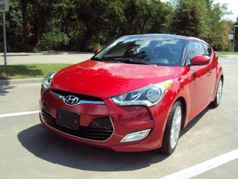 2012 Hyundai Veloster for sale at ACH AutoHaus in Dallas TX