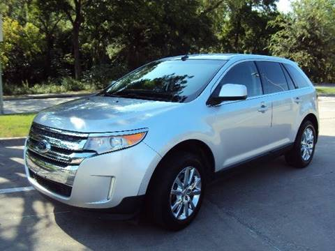 2011 Ford Edge for sale at ACH AutoHaus in Dallas TX