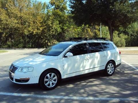2007 Volkswagen Passat for sale at ACH AutoHaus in Dallas TX