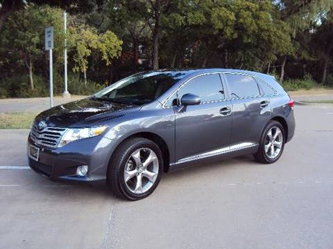 2011 Toyota Venza for sale at ACH AutoHaus in Dallas TX
