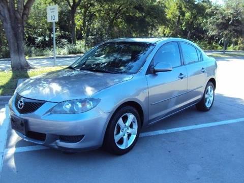 2006 Mazda MAZDA3 for sale at ACH AutoHaus in Dallas TX