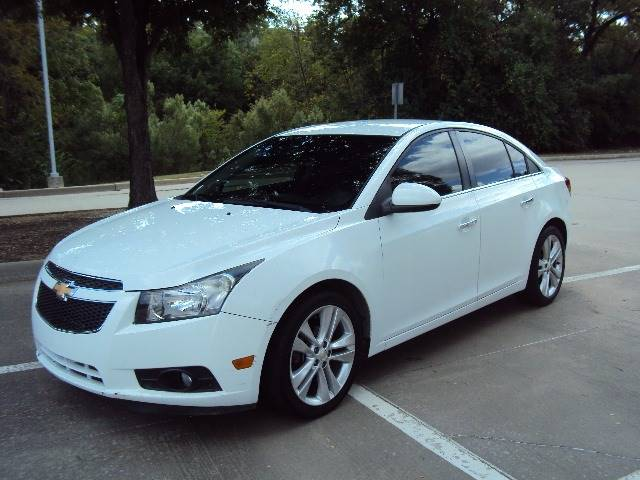 2012 Chevrolet Cruze LTZ 4dr Sedan W/1LZ   Dallas TX