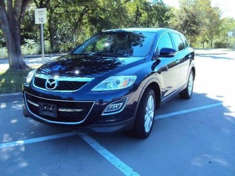 2010 Mazda CX-9 for sale at ACH AutoHaus in Dallas TX
