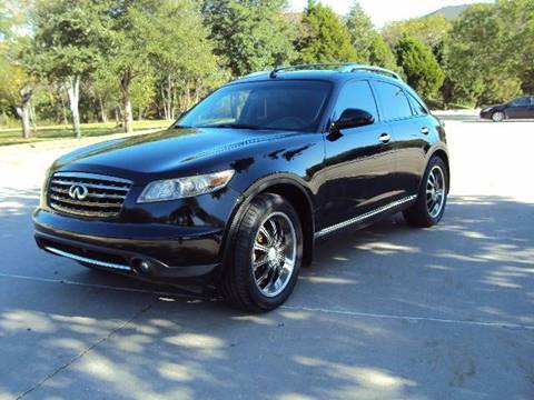 2008 Infiniti FX35 for sale at ACH AutoHaus in Dallas TX