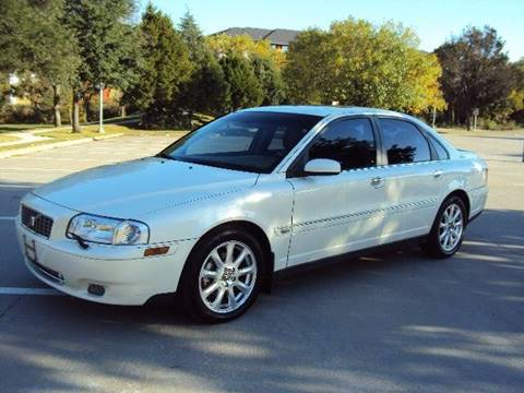 2005 Volvo S80 for sale at ACH AutoHaus in Dallas TX