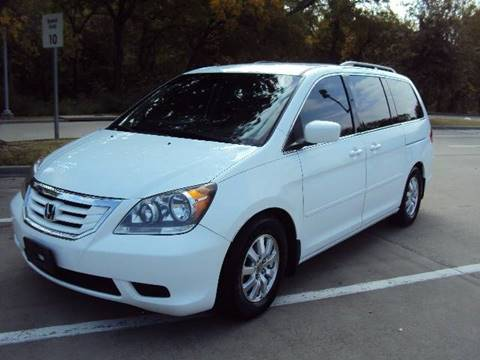 2010 Honda Odyssey for sale at ACH AutoHaus in Dallas TX