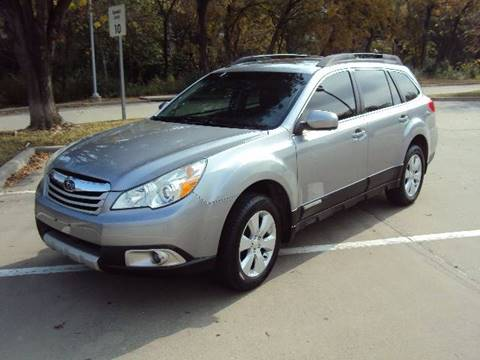 2011 Subaru Outback for sale at ACH AutoHaus in Dallas TX