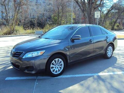 2010 Toyota Camry for sale at ACH AutoHaus in Dallas TX