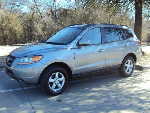 2008 Hyundai Santa Fe for sale at ACH AutoHaus in Dallas TX