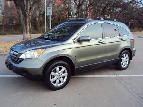 2007 Honda CR-V for sale at ACH AutoHaus in Dallas TX