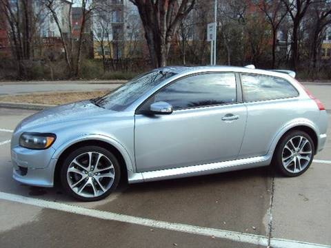 2008 Volvo C30 for sale at ACH AutoHaus in Dallas TX
