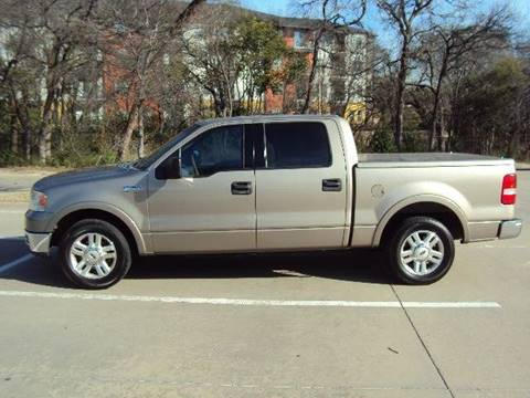 2004 Ford F-150 for sale at ACH AutoHaus in Dallas TX