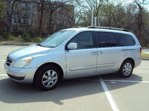 2007 Hyundai Entourage for sale at ACH AutoHaus in Dallas TX