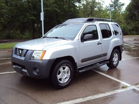 2006 Nissan Xterra for sale at ACH AutoHaus in Dallas TX