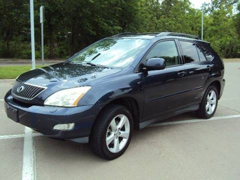 2007 Lexus RX 350 for sale at ACH AutoHaus in Dallas TX