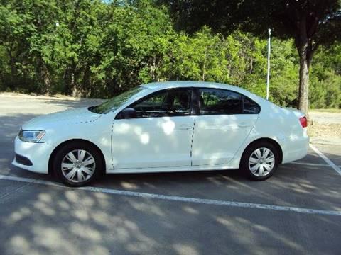 2012 Volkswagen Jetta for sale at ACH AutoHaus in Dallas TX