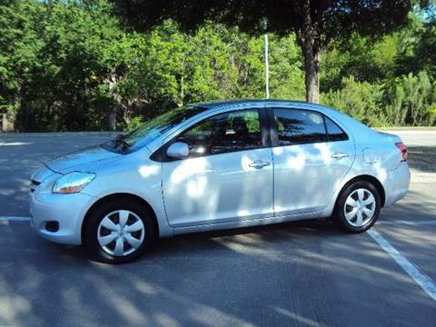 2007 Toyota Yaris for sale at ACH AutoHaus in Dallas TX