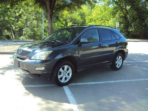 2005 Lexus RX 330 for sale at ACH AutoHaus in Dallas TX