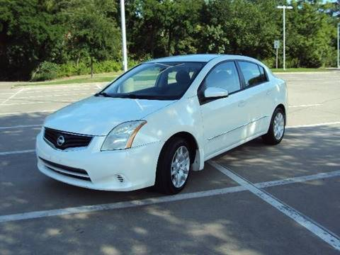 2010 Nissan Sentra for sale at ACH AutoHaus in Dallas TX
