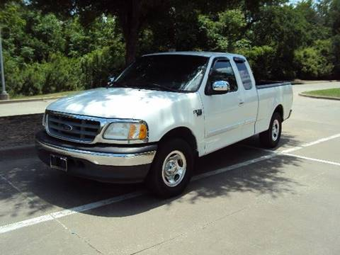 2000 Ford F-150 for sale at ACH AutoHaus in Dallas TX