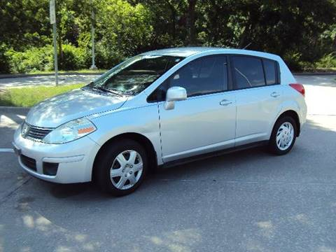 2009 Nissan Versa for sale at ACH AutoHaus in Dallas TX