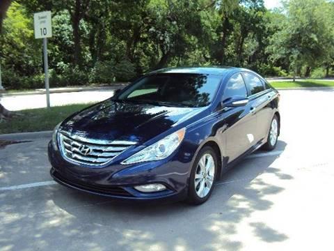 2012 Hyundai Sonata for sale at ACH AutoHaus in Dallas TX