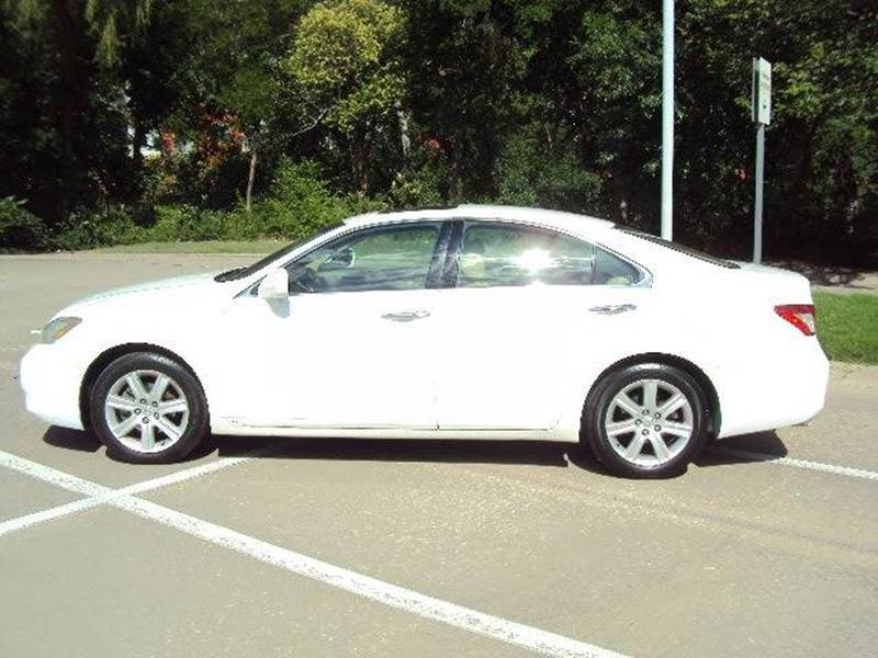 2007 Lexus ES 350 for sale at ACH AutoHaus in Dallas TX