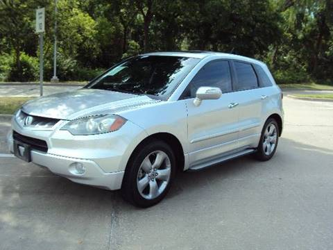 2007 Acura RDX for sale at ACH AutoHaus in Dallas TX