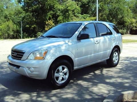 2008 Kia Sorento for sale at ACH AutoHaus in Dallas TX