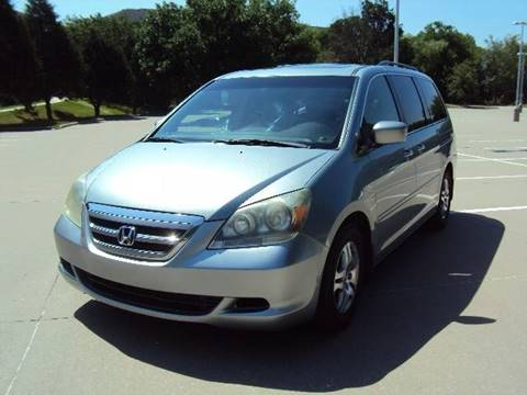 2005 Honda Odyssey for sale at ACH AutoHaus in Dallas TX