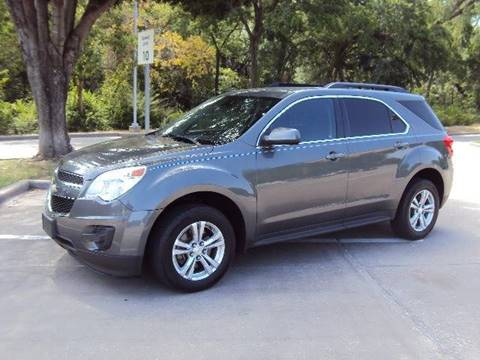 2012 Chevrolet Equinox for sale at ACH AutoHaus in Dallas TX