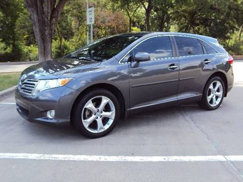 2009 Toyota Venza for sale at ACH AutoHaus in Dallas TX