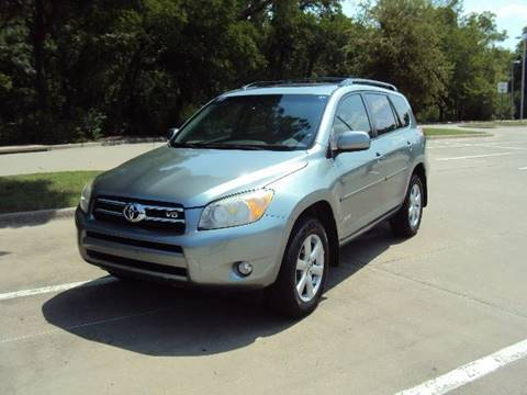 2008 Toyota RAV4 for sale at ACH AutoHaus in Dallas TX