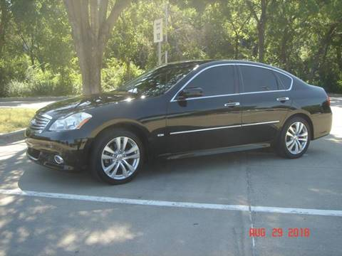 2008 Infiniti M35 for sale at ACH AutoHaus in Dallas TX