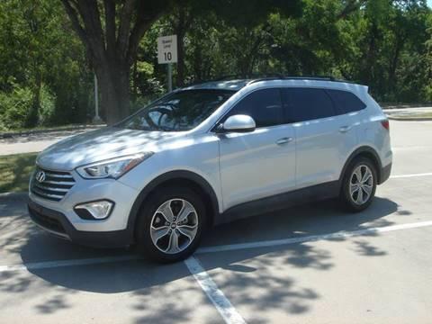 2013 Hyundai Santa Fe for sale at ACH AutoHaus in Dallas TX