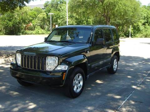 2011 Jeep Liberty for sale in Dallas, TX
