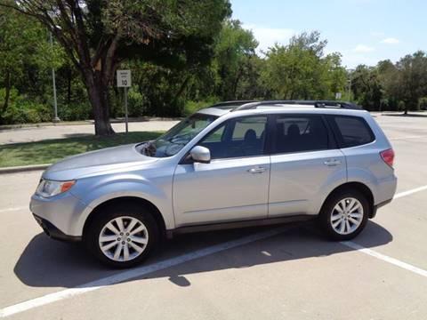 2013 Subaru Forester for sale in Dallas, TX