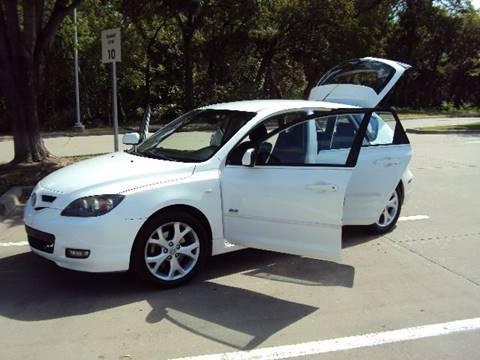 2007 Mazda MAZDA3 for sale at ACH AutoHaus in Dallas TX